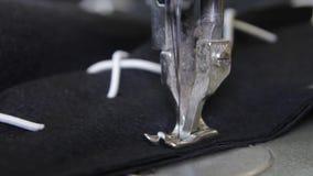 Ράψιμο στη ράβοντας μηχανή φιλμ μικρού μήκους