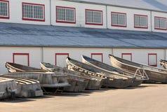 ρέγγες skiffs Στοκ εικόνες με δικαίωμα ελεύθερης χρήσης