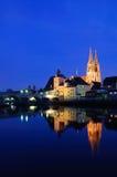 Ρέγκενσμπουργκ, Γερμανία Στοκ εικόνες με δικαίωμα ελεύθερης χρήσης