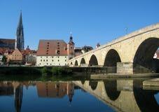 Ρέγκενσμπουργκ Στοκ φωτογραφίες με δικαίωμα ελεύθερης χρήσης