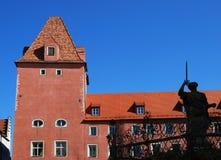 Ρέγκενσμπουργκ Στοκ φωτογραφία με δικαίωμα ελεύθερης χρήσης