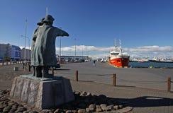 Ρέικιαβικ Στοκ φωτογραφίες με δικαίωμα ελεύθερης χρήσης
