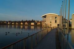 Ρέικιαβικ Cityhall Στοκ Εικόνα
