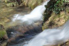 Ρέοντας νερά δύο στοκ εικόνα με δικαίωμα ελεύθερης χρήσης