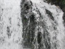 Ρέοντας νερό όπως ένα αποκλειστικό ύφος Στοκ Εικόνες