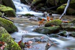 Ρέοντας νερό Στοκ Φωτογραφίες