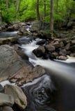 ρέοντας ποταμός Στοκ Φωτογραφίες