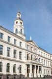 Ρήγα Δημαρχείο 01 Στοκ Εικόνες