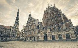 Ρήγα, Λετονία Στοκ φωτογραφία με δικαίωμα ελεύθερης χρήσης