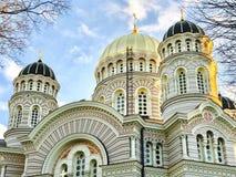 Ρήγα Λετονία Στοκ Φωτογραφίες