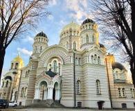 Ρήγα Λετονία Στοκ Εικόνες