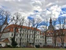 Ρήγα παλαιά πόλη Στοκ φωτογραφίες με δικαίωμα ελεύθερης χρήσης