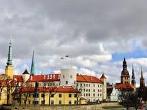 Ρήγα παλαιά πόλη Στοκ Εικόνες