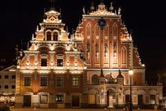 Ρήγα - πρωτεύουσα της Λετονίας. Παλαιά πόλη, Στοκ εικόνες με δικαίωμα ελεύθερης χρήσης