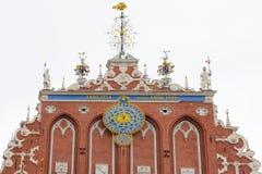 Ρήγα - σπίτι σπυρακιών Στοκ εικόνα με δικαίωμα ελεύθερης χρήσης