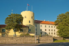 Ρήγα Castle Στοκ εικόνες με δικαίωμα ελεύθερης χρήσης