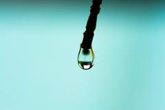 ρίξτε το ύδωρ Στοκ Φωτογραφία