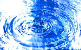 ρίξτε το ύδωρ Στοκ Εικόνες