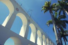 Ρίο ντε Τζανέιρο Βραζιλία αψίδων Lapa Στοκ Εικόνα
