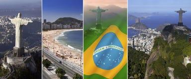 Ρίο ντε Τζανέιρο - Βραζιλία - Νότια Αμερική στοκ φωτογραφία με δικαίωμα ελεύθερης χρήσης