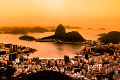 Ρίο ντε Τζανέιρο, Βραζιλία Στοκ φωτογραφίες με δικαίωμα ελεύθερης χρήσης
