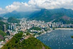 Ρίο ντε Τζανέιρο, Βραζιλία Στοκ εικόνα με δικαίωμα ελεύθερης χρήσης