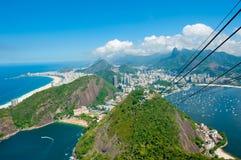Ρίο ντε Τζανέιρο, Βραζιλία Στοκ Εικόνες