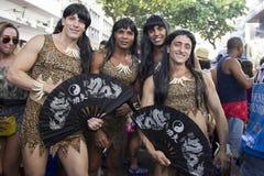 Ρίο ντε Τζανέιρο καρναβάλι - Simpatia é Quase Amor Στοκ Φωτογραφία