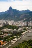 Ρίο ντε Τζανέιρο Στοκ φωτογραφία με δικαίωμα ελεύθερης χρήσης