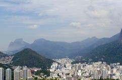 Ρίο ντε Τζανέιρο cityview Στοκ Εικόνες
