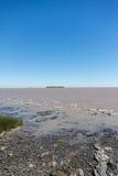 Ρίο de Λα Plata River, Ουρουγουάη, Αργεντινή Ταξίδι μέσω του νότου Στοκ Εικόνες