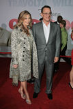 Ρίτα Wilson, Tom Hanks Στοκ εικόνες με δικαίωμα ελεύθερης χρήσης