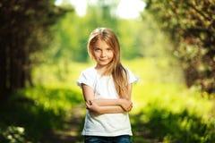 ρίψη κοριτσιών στοκ εικόνες