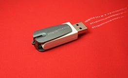 Ραβδί USB Στοκ Φωτογραφία