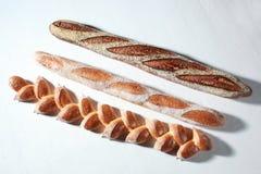 ραβδιά ψωμιού Στοκ Εικόνες