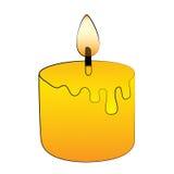 Ραβδί κεριών Στοκ Εικόνα