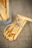 Ραβδιά τυριών Στοκ φωτογραφία με δικαίωμα ελεύθερης χρήσης