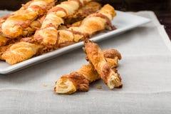 Ραβδιά τυριών Στοκ εικόνα με δικαίωμα ελεύθερης χρήσης