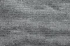 Ραβδωτό κοτλέ υπόβαθρο σύστασης Στοκ Φωτογραφία