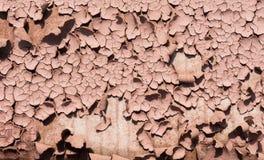 Ραγισμένη λάσπη στοκ φωτογραφία