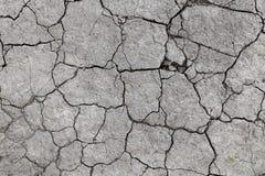 Ραγισμένη ξηρασία γη στοκ εικόνες