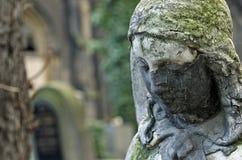 Ραγισμένος άγγελος Στοκ φωτογραφία με δικαίωμα ελεύθερης χρήσης