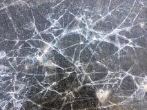 Ραγισμένος πάγος στοκ φωτογραφίες με δικαίωμα ελεύθερης χρήσης