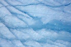 ραγισμένος πάγος Στοκ Εικόνες