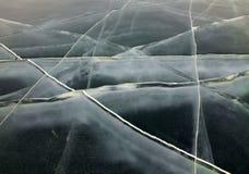 ραγισμένος πάγος στοκ εικόνες με δικαίωμα ελεύθερης χρήσης