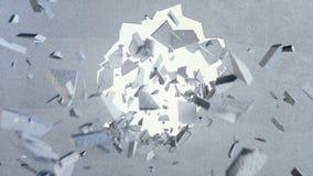 Ραγισμένο γήινο αφηρημένο υπόβαθρο με τις ελαφριές ακτίνες όγκου διανυσματική απεικόνιση