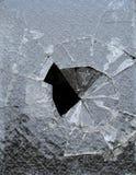 ραγισμένο γυαλί Στοκ φωτογραφία με δικαίωμα ελεύθερης χρήσης