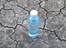 ραγισμένο μπουκάλι υπόγε Στοκ Εικόνες