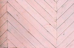 Ραγισμένο παλαιό χρώμα στις ξύλινες σανίδες E στοκ φωτογραφίες