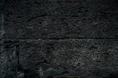 Ραγισμένο παλαιό υπόβαθρο τοίχων πετρών, σύσταση πετρών grunge κοντά επάνω Στοκ Φωτογραφίες